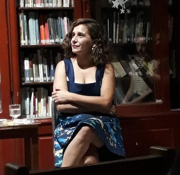 Cecilia Salguero gestando cultura colectiva