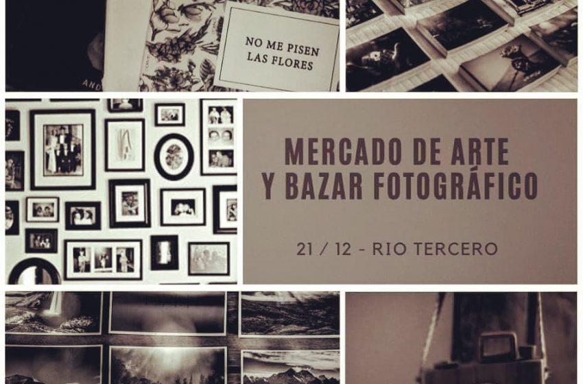 Mercado de Arte – Bazar Fotográfico la nueva propuesta de Laura Cassin