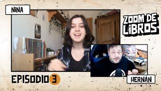 DESCUBRIR | «ZOOM DE LIBROS» DE HERNÁN Y NINA CASCIARI (YOUTUBE)