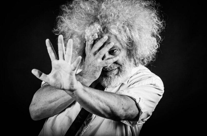 No es «ODIO» todo lo que reluce en el nuevo album de Sergio Rotman*